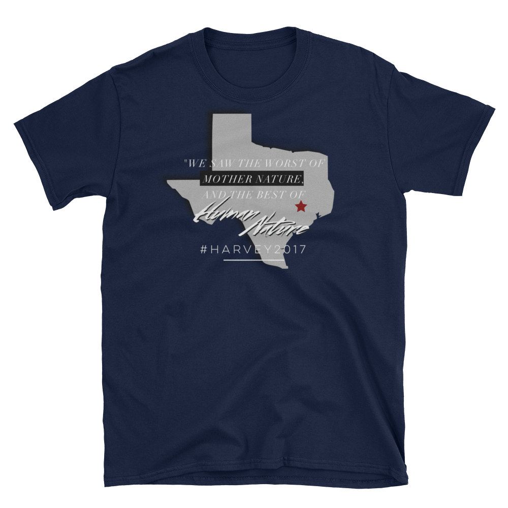 Texas Human Nature T- SHIRT