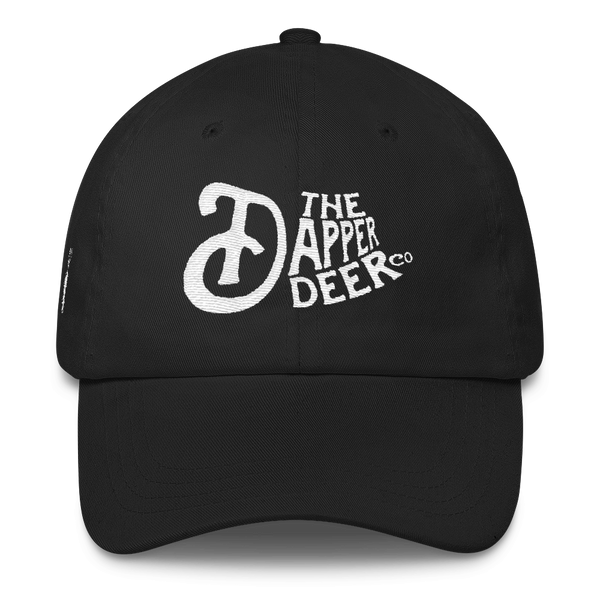 Dapper Deer Dad Cap