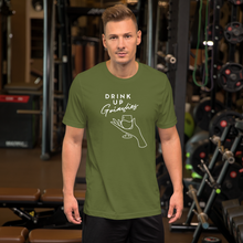 Drink Up Grinches Short-Sleeve Unisex T-Shirt