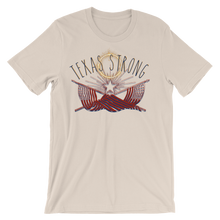 Texas Strong Unisex short sleeve t-shirt