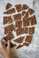 Crunchy Cacao Energy Bar