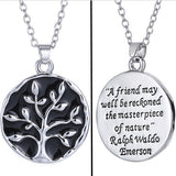 Tree of Life Friendship Necklace - PROMOTIONAL DEAL