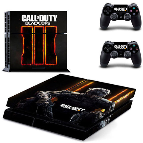 COD - Black Ops 3 Playstation 4 Vinyl Set