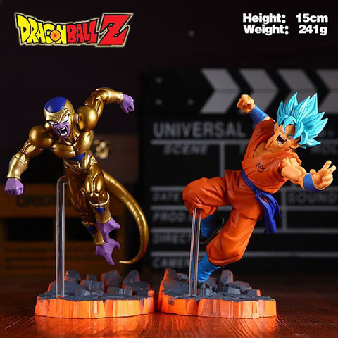 Dragon Ball Z - Resurrection F Figurines