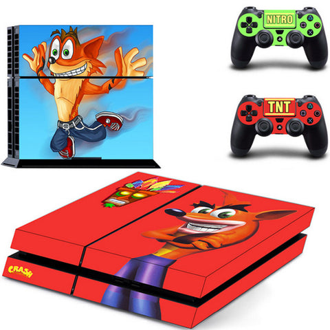 Crash Bandicoot PS4 Vinyl