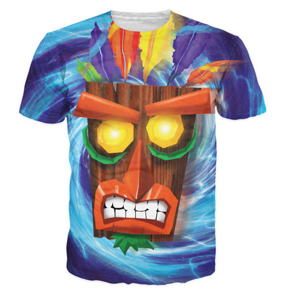 Crash Bandicoot Tee