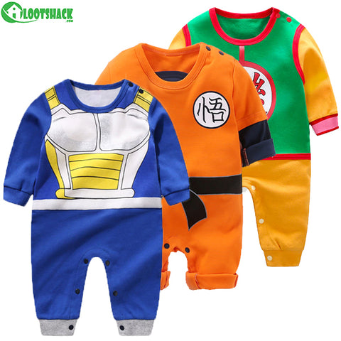 Dragon Ball Z Romper