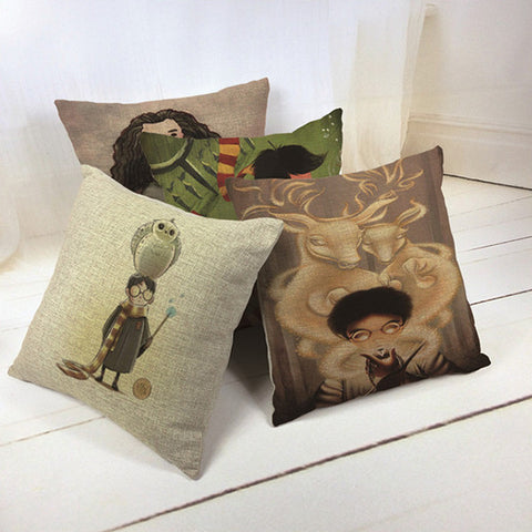 Harry Potter Novelty Cushions