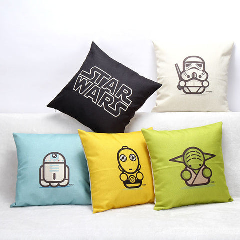 StarWars Novelty Cushions