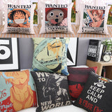One Piece Cushions
