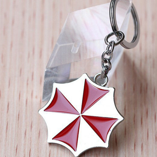 Resident Evil - Umbrella Corp Key Chain