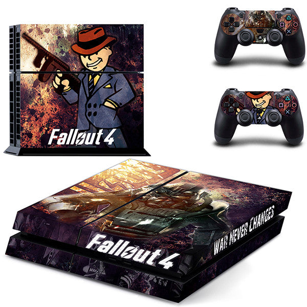 Fallout 4 PlayStation 4 Vinyl Set