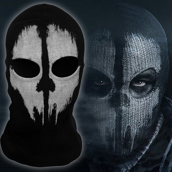 COD Ghost Balaclava Face Mask