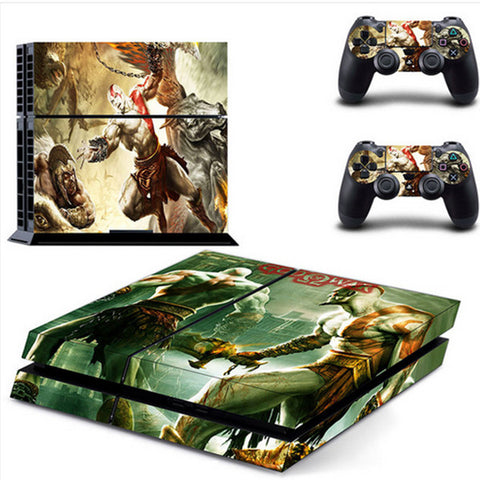 God of War PlayStation 4 Vinyl Set