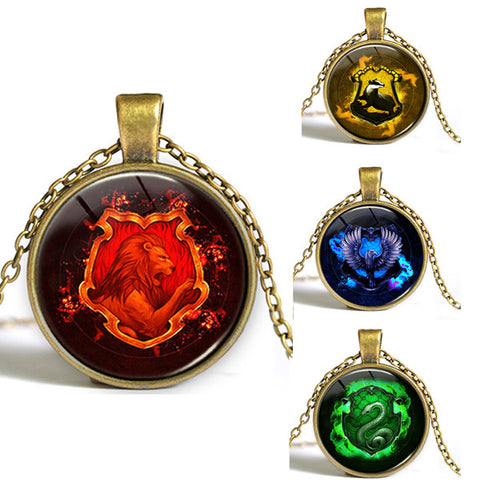 Harry Potter House Pendant