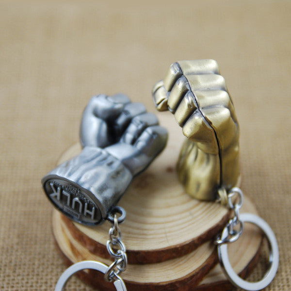 Hulk Fist Key Chain