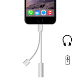 iPhone 7 Auxiliary & Phone Charging Converter
