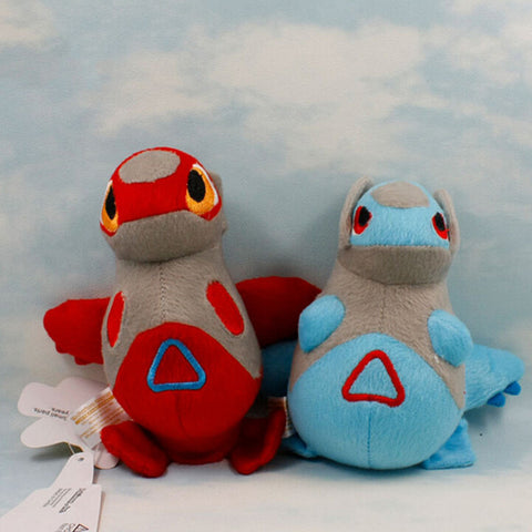 Latias and Latios Plushy