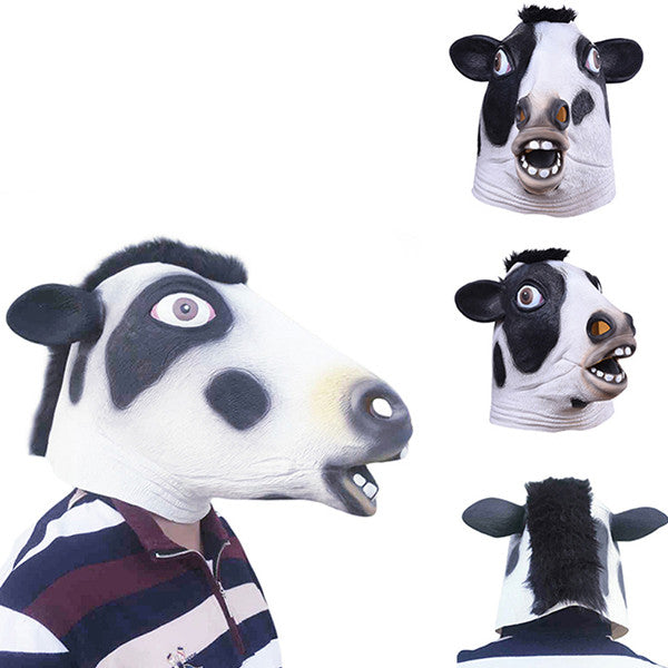 Mad Cow Mask