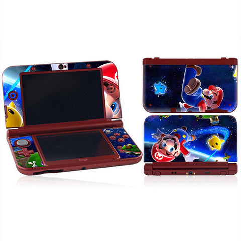 Mario - 3DS XL Vinyl Stickers