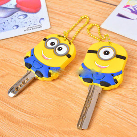 Minion Key Cover - Key Chain