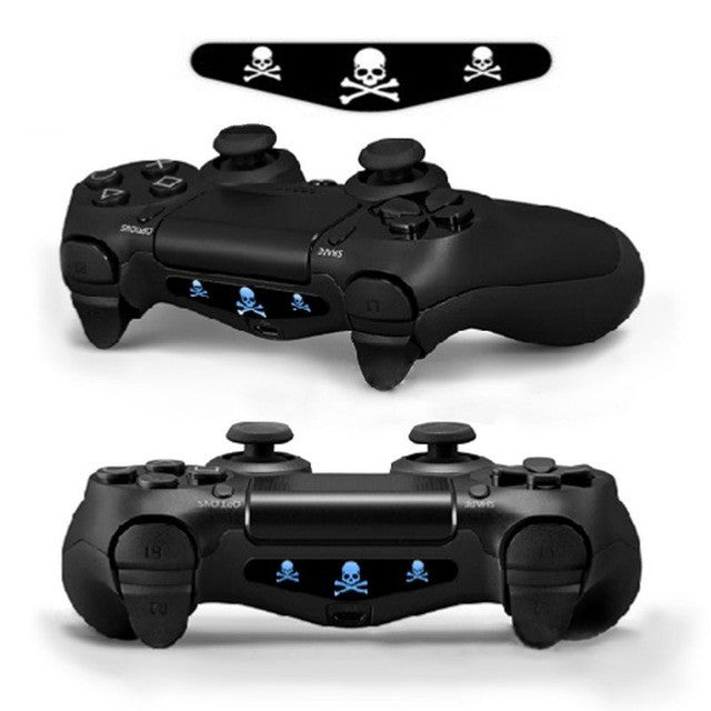 Skull & Crossbones - PS4 Controller LED Sticker