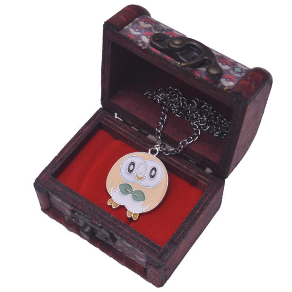 Rowlet Necklace