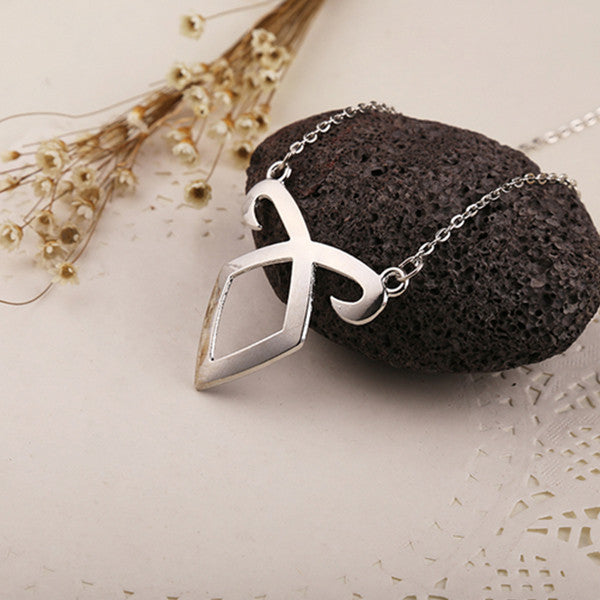 Shadowhunter Rune (Angelic Power) Necklace