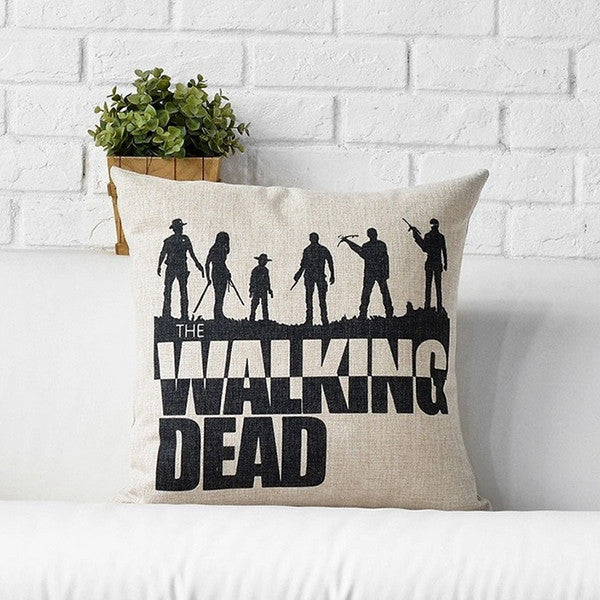 The Walking Dead Novelty Cushion