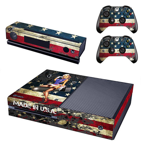 Made in the USA - Xbox One Vinyl Set