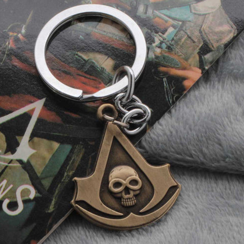 Assassins Creed Key Chain