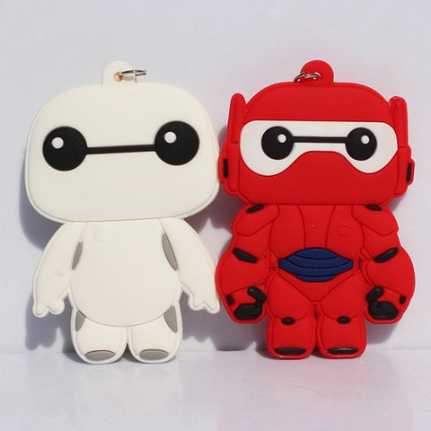 Baymax key Chain
