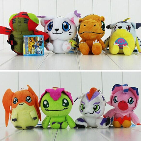Digimon Plush Toy