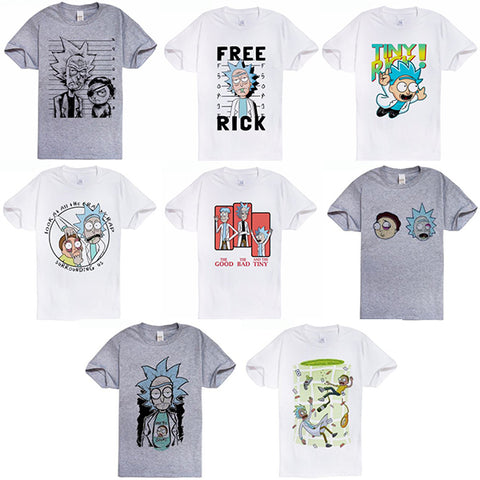 Rick and Morty Tees