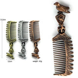 Harry Potter House Comb