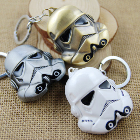 Storm Trooper Key Chain
