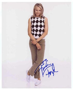 Faith Fo Autographed Photo