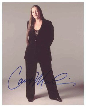 Camryn Manheim Autographed Photo