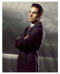 Adrian Pasdar Heroes Autographed Photo