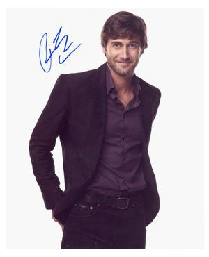 Ryan Eggold Autographed Photo