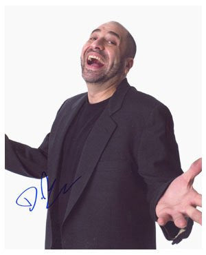 Dave Attell Autographed Photo