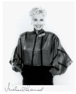 Michael Learned Autographed Photo