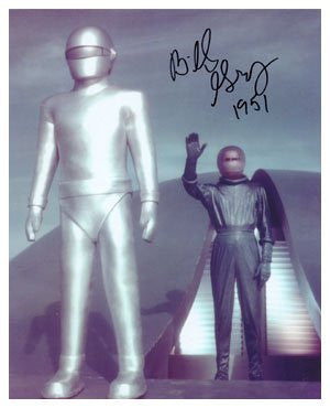 Billy Gray The Day the Earth Stood Still Autographed Photo