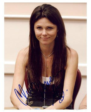 Poker Clonie Gowen Autographed Photo