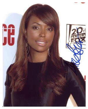 Aisha Tyler 8x10 Autographed Photo