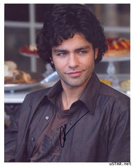 Adrien Grenier Heroes Autographed Photo