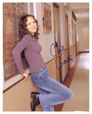 Carla Gallo Autographed Photo