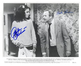 Jack Lemmon and Paula Prentiss Autographed Photo