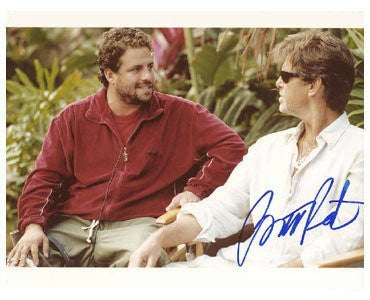 Brett Ratner 8x10 Autographed Photo UACC Dealer