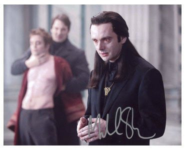 Michael Sheen Autographed Photo